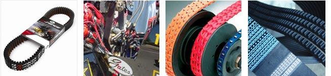Industrial Automotive Belts UAE